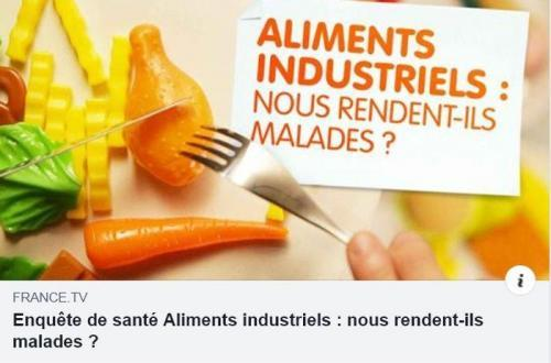 Image Aliments industriels